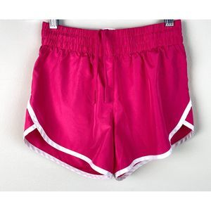 Athletic Works Pink Running Shorts XS